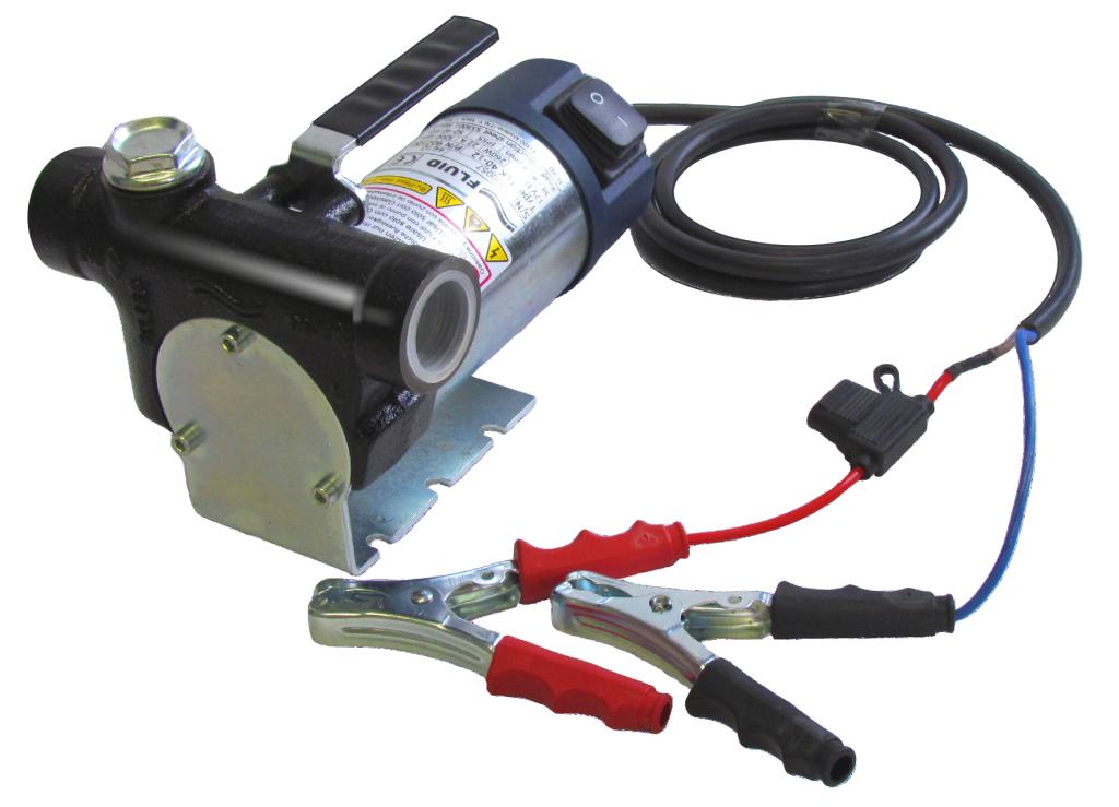 12 volt Diesel pump 01