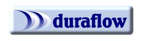 Duraflow block logo
