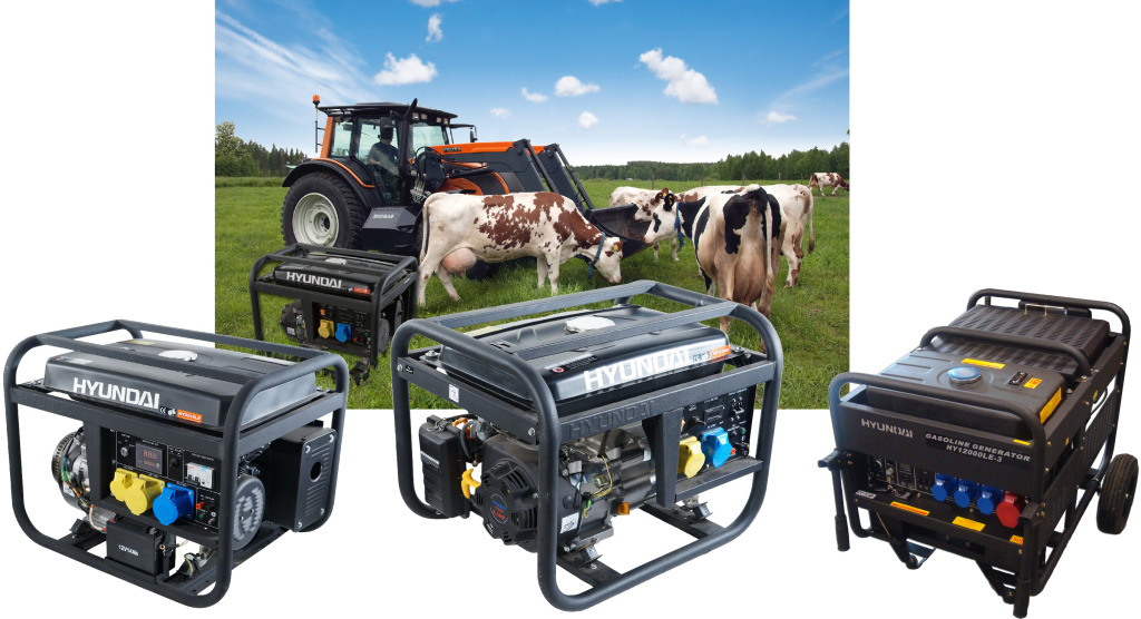Petrol Generators website feature image
