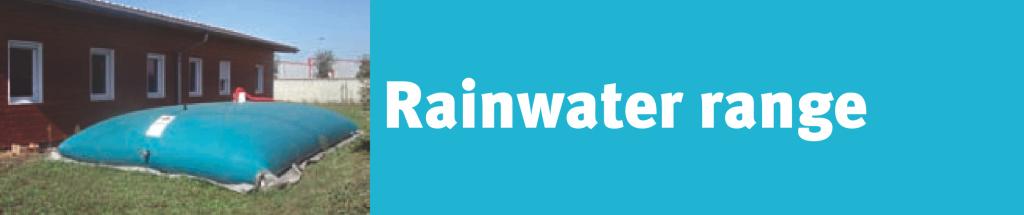 Rain Water Storage Bladder Tank Header