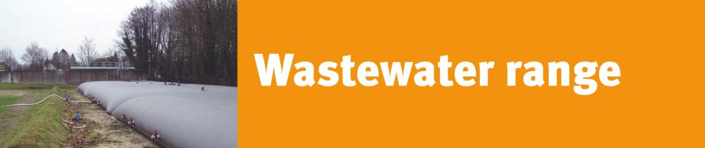 Waste Water Bladder Tank Header