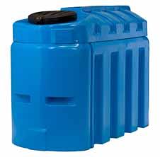 Blueplus 1300 litre Bunded AdBlue Storage Tank 01