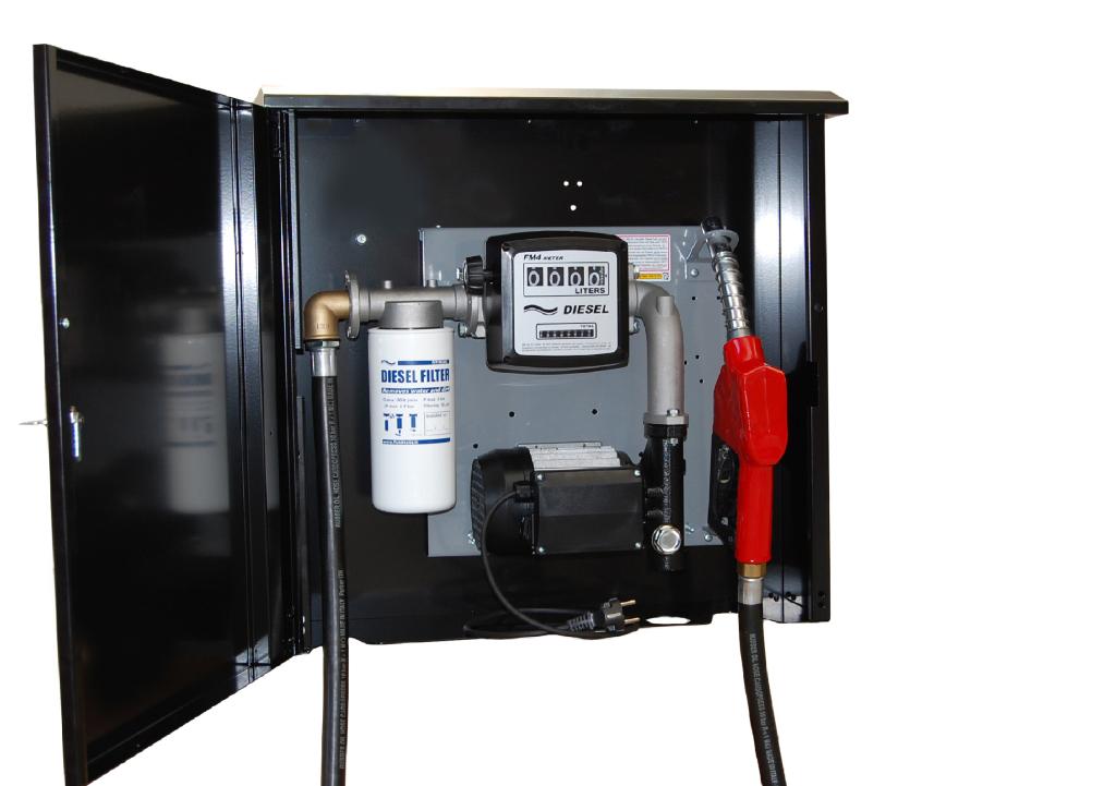 Fluid Pump Cabinet 01