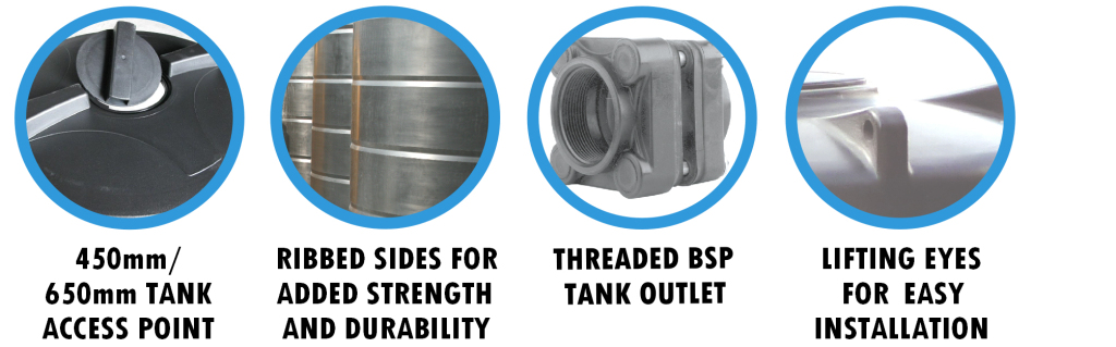 Water Tank Benefits
