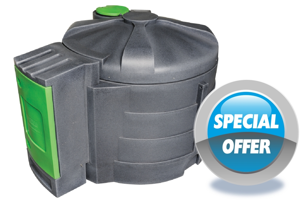 Fortis Tank Special Offer