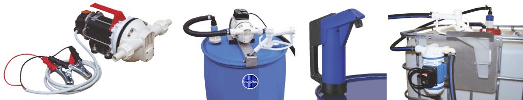 Blueplus Pumps