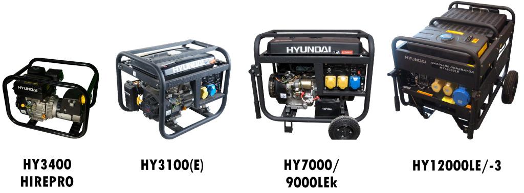 Hyundai range