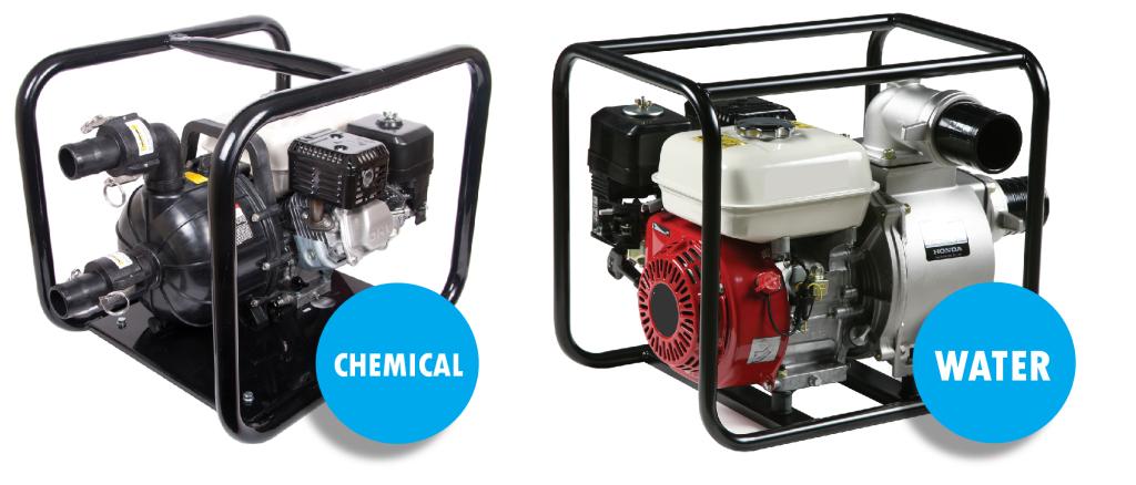 Petrol Engine pumps 01