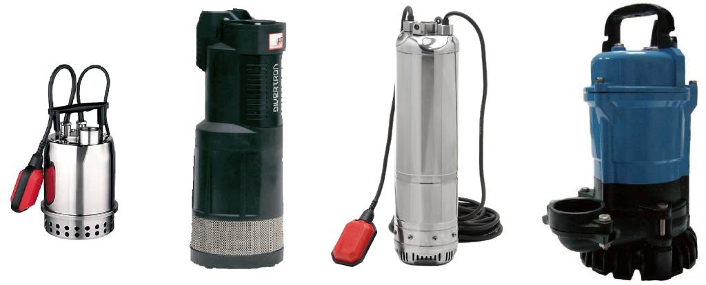 Submersible pumps 01
