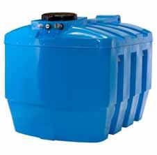 2500 Litre AdBlue Storage Tank - Bunded 01