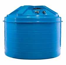5400 Litre AdBlue Bunded Tank